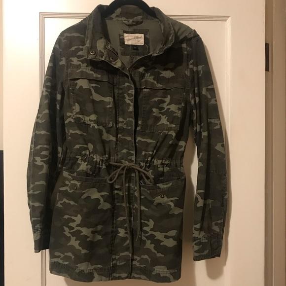 Universal Thread Jackets & Blazers - Universal Threads Camo Jacket. NWOT